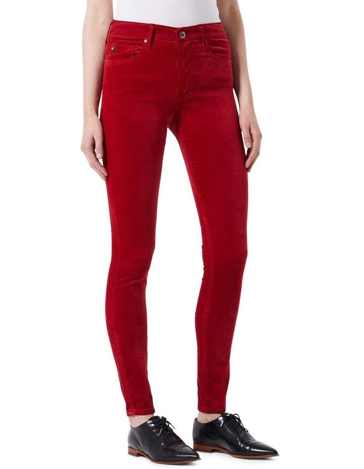 Farrah - High Waist Skinny Jeans image 1