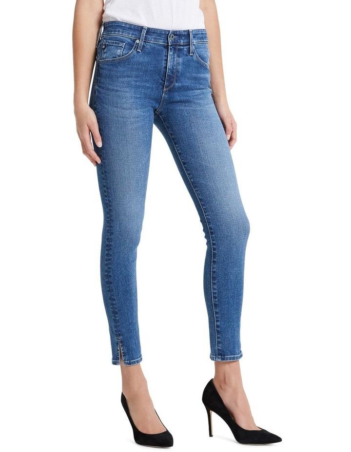 Farrah - High Waist Skinny Ankle Jeans image 1