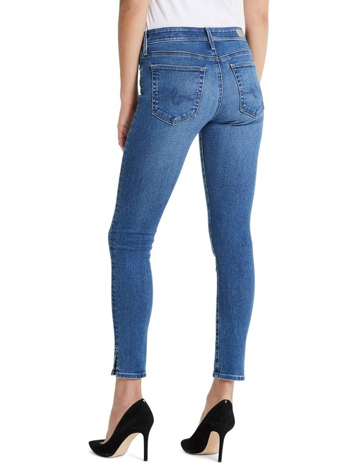 Farrah - High Waist Skinny Ankle Jeans image 2