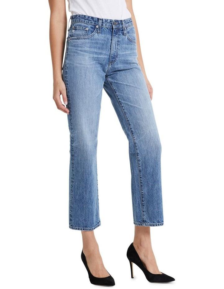 Sophia Ankle - Vintage High Waist Skinny Ankle Jeans image 1