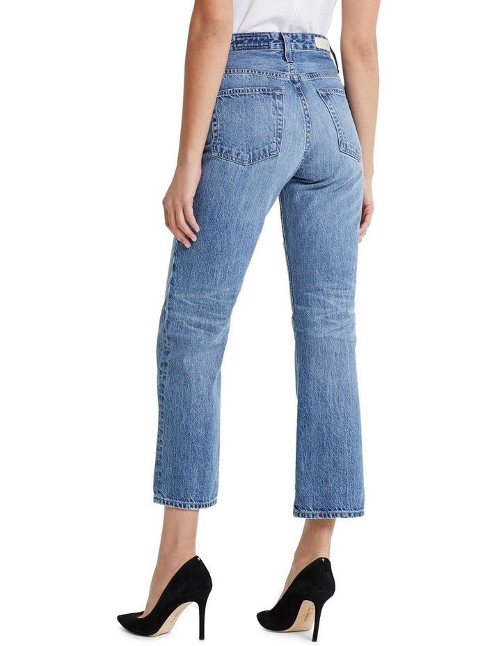 Sophia Ankle - Vintage High Waist Skinny Ankle Jeans image 2
