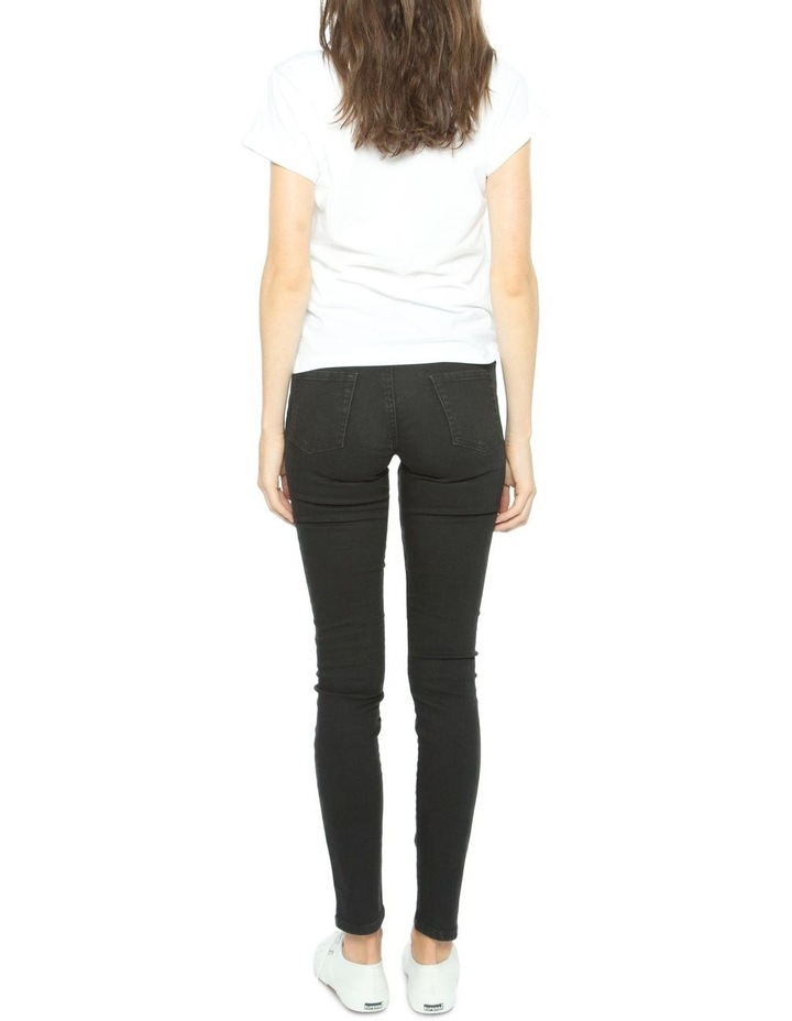 Isabel - Mid Rise Skinny Jeans image 3