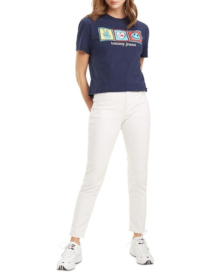 High Rise Slim Jean image 1