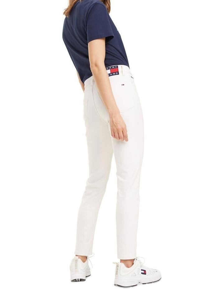 High Rise Slim Jean image 4