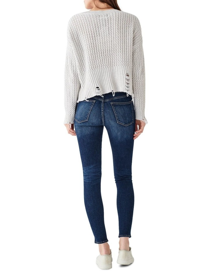 Florence Mid Rise Instasculpt Skinny Ankle Jeans image 3