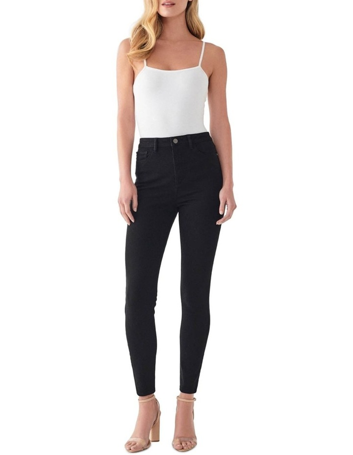 Chrissy Ultra High Rise Instasculpt Ankle Skinny image 1