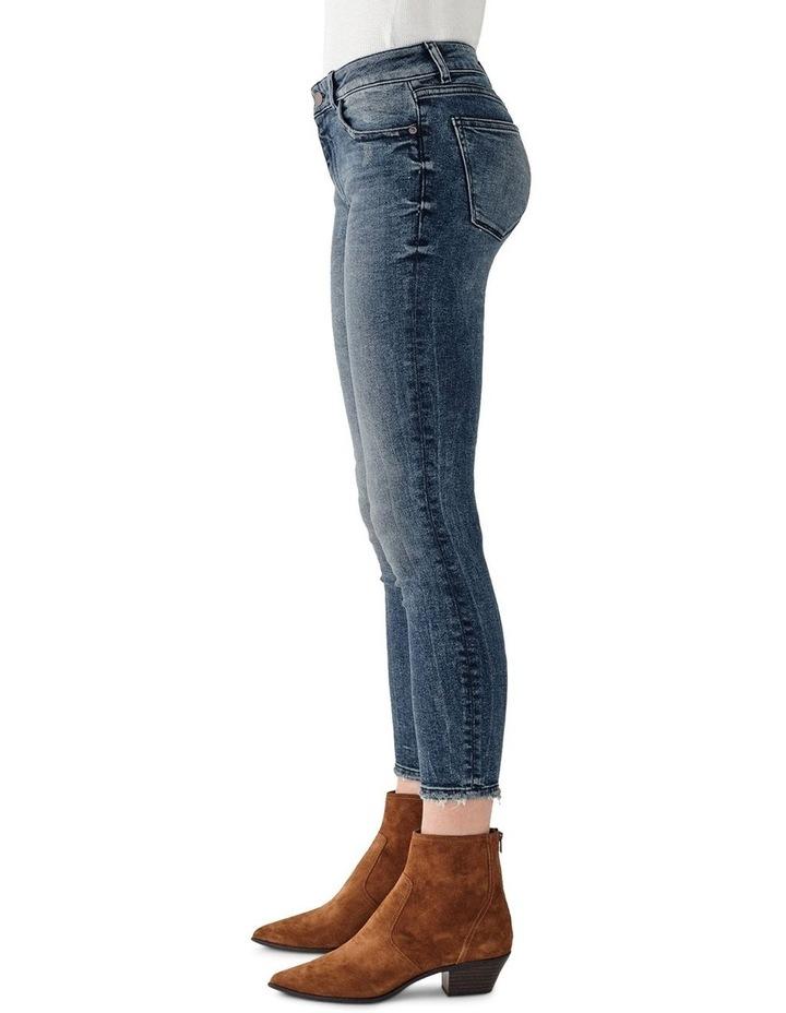 Florence Crop Mid Rise Skinny Jean image 3