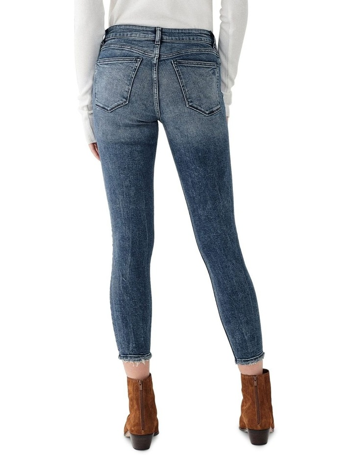Florence Crop Mid Rise Skinny Jean image 4