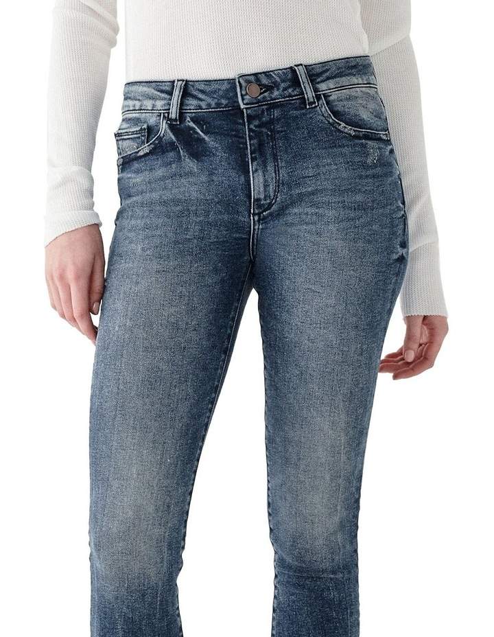 Florence Crop Mid Rise Skinny Jean image 5