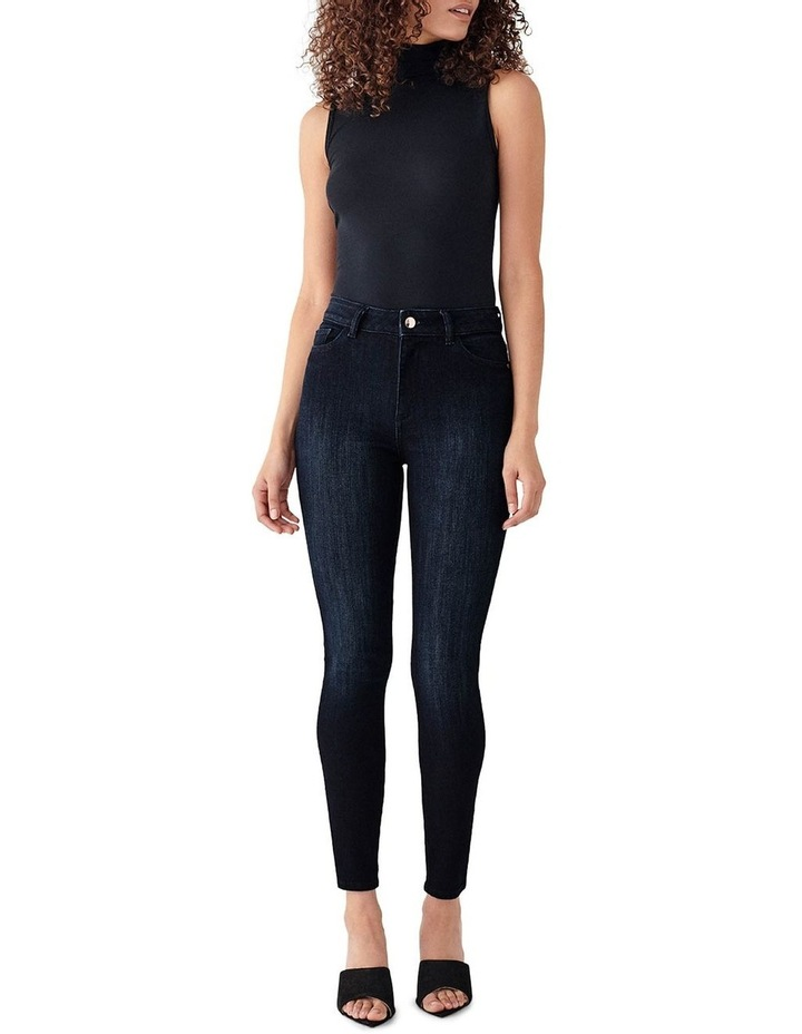 Farrow Ankle: High Rise Skinny Jean image 1