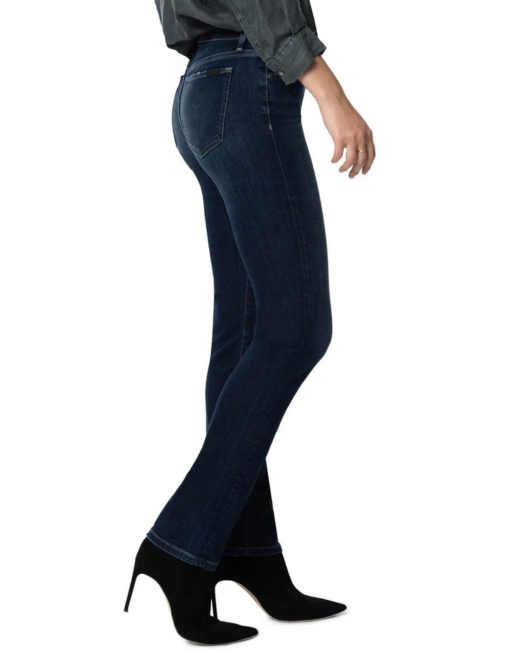 The Lara Mid Rise Cigarette Jean image 3