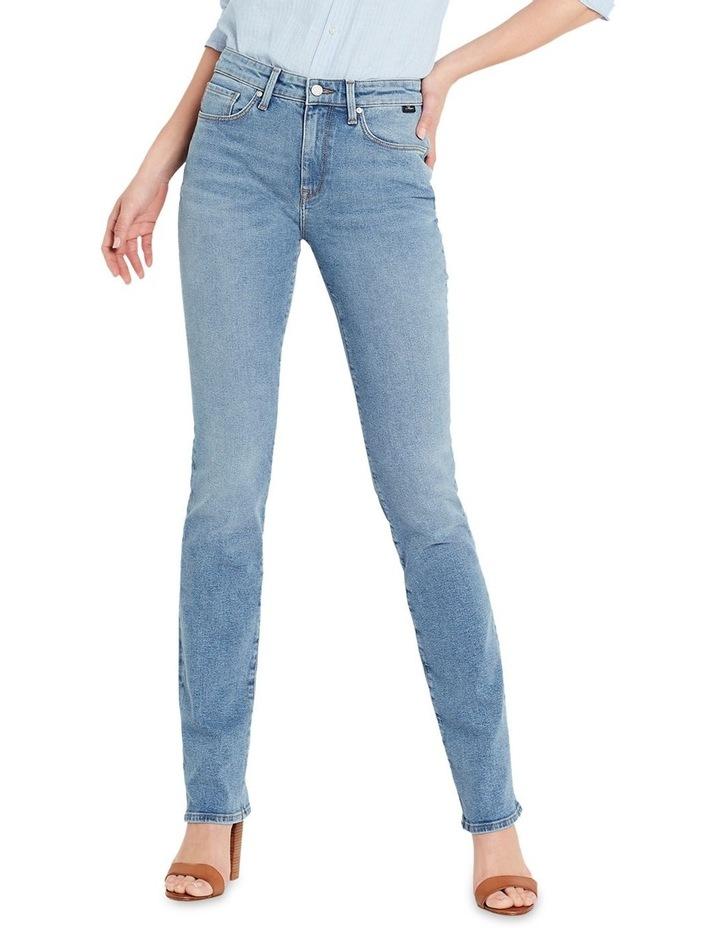 Kendra Mid Indigo 90'S Stretch Jean image 1