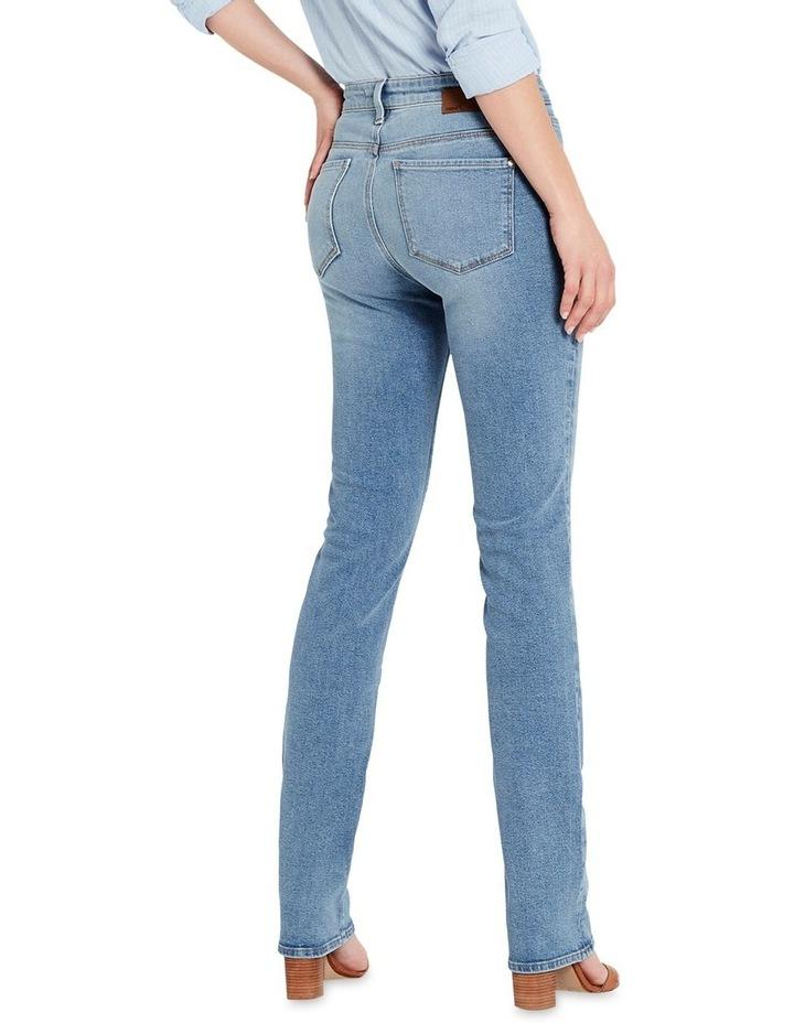 Kendra Mid Indigo 90'S Stretch Jean image 2