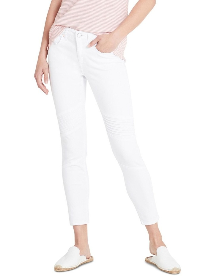 Aura White Gold Jeans image 1