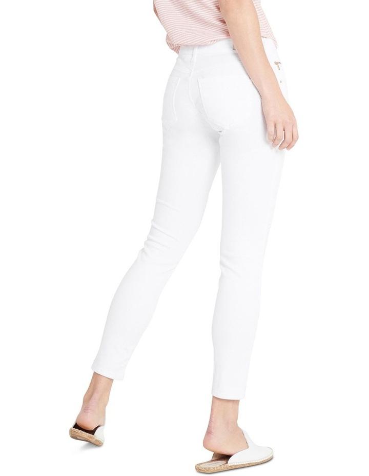 Aura White Gold Jeans image 2