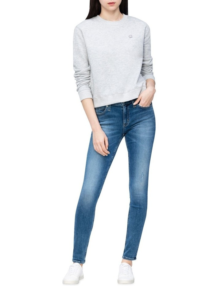 Mid-Rise Skinny Jean image 1