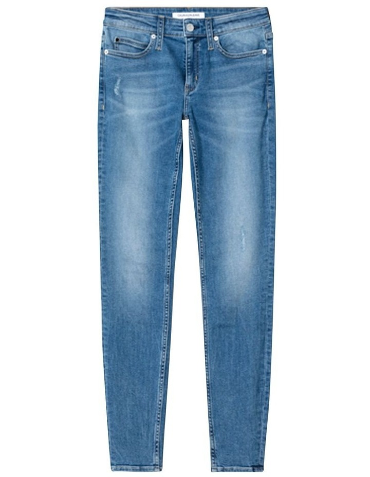 Mid-Rise Skinny Jean image 2