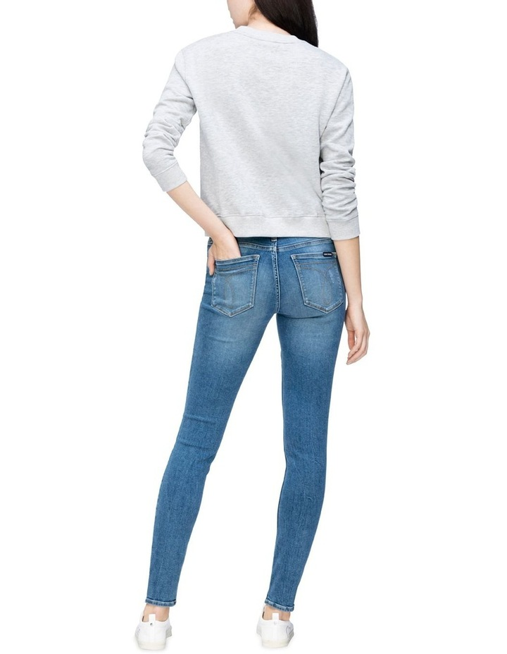 Mid-Rise Skinny Jean image 3