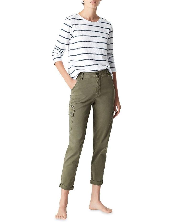 Denise Slim Cargo Pants image 1