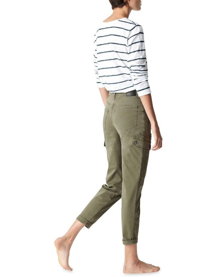 Denise Slim Cargo Pants image 2