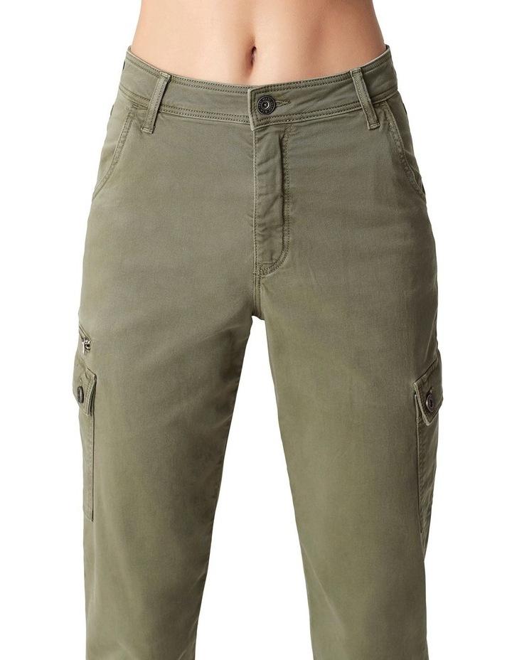Denise Slim Cargo Pants image 3