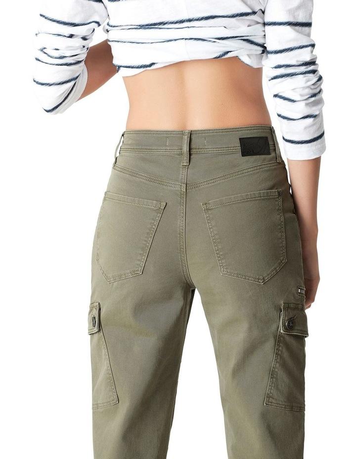 Denise Slim Cargo Pants image 4