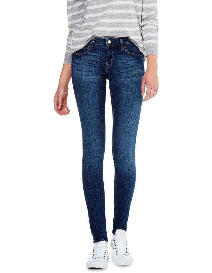 Alexa Mid Gold Tall Jeans image 1