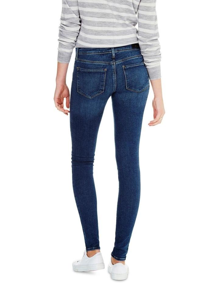 Alexa Mid Gold Tall Jeans image 2