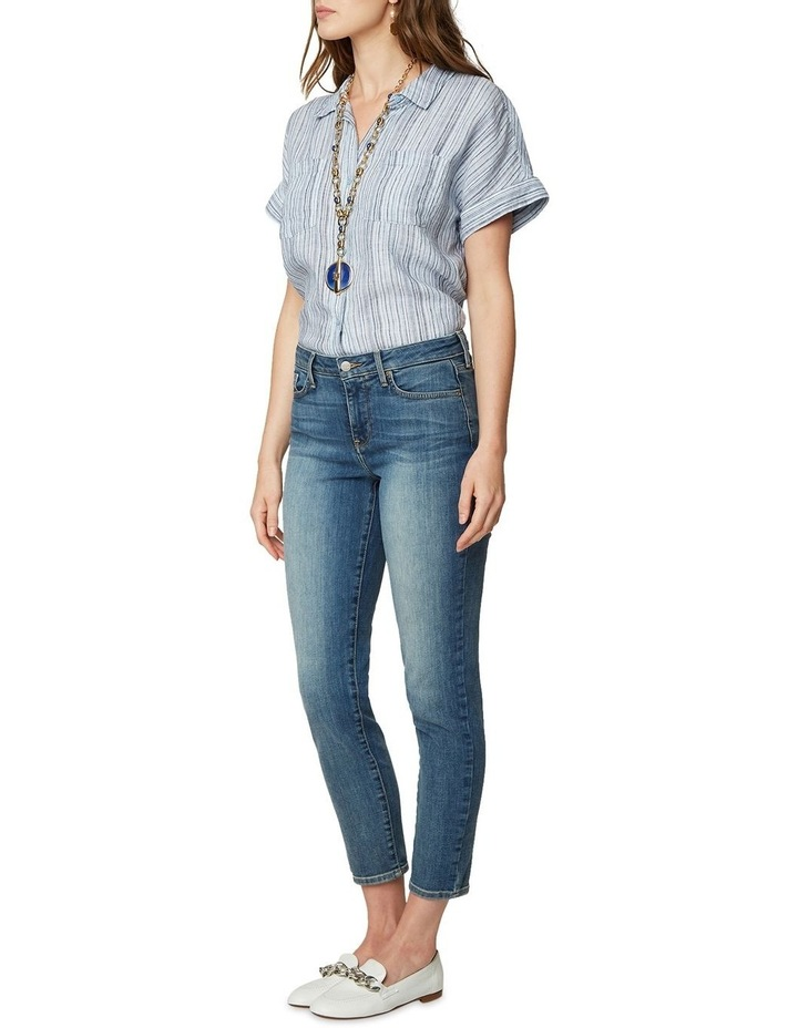 Easy Fit Ankle Jeans image 3
