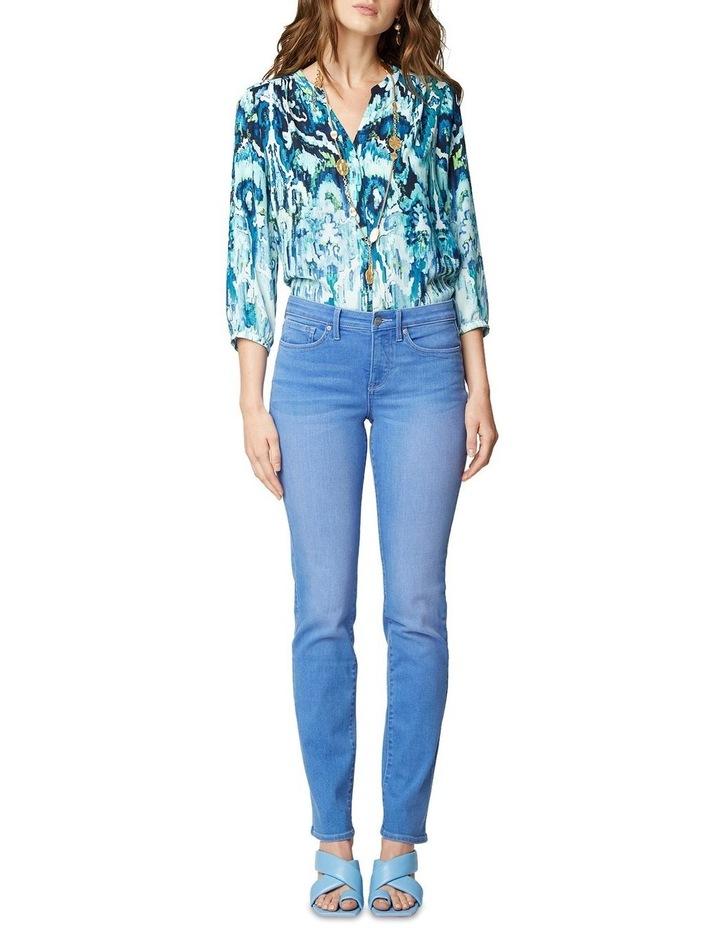 Sheri Slim Ankle Jeans image 1