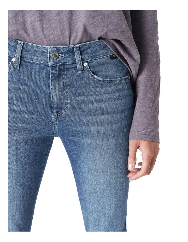 Tess High Rise Skinny Ankle Jean image 4