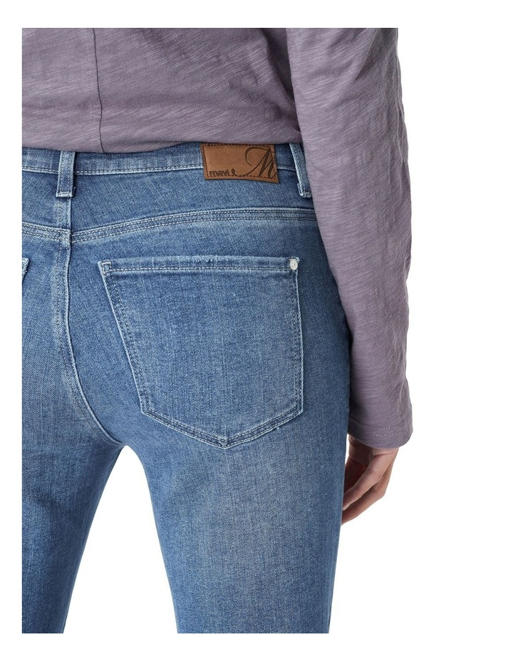 Tess High Rise Skinny Ankle Jean image 5