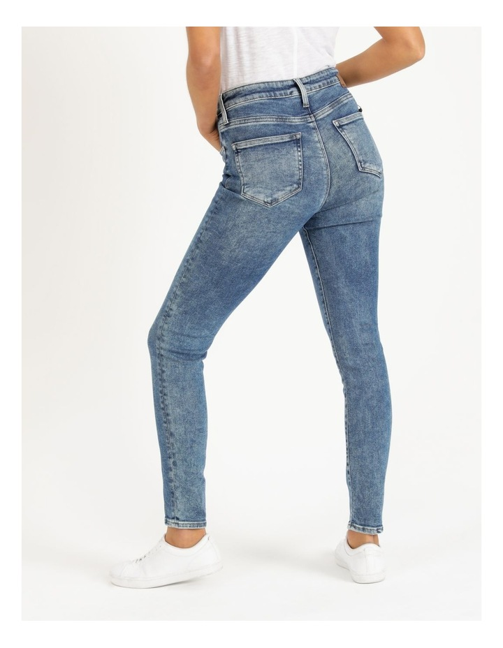 Scartlett Mid La Vintage Super High Rise Skinnny Jean image 3