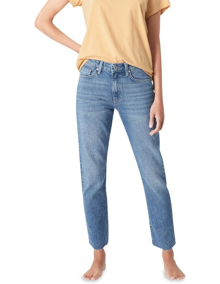 Viola High Rise Straight Jean image 1
