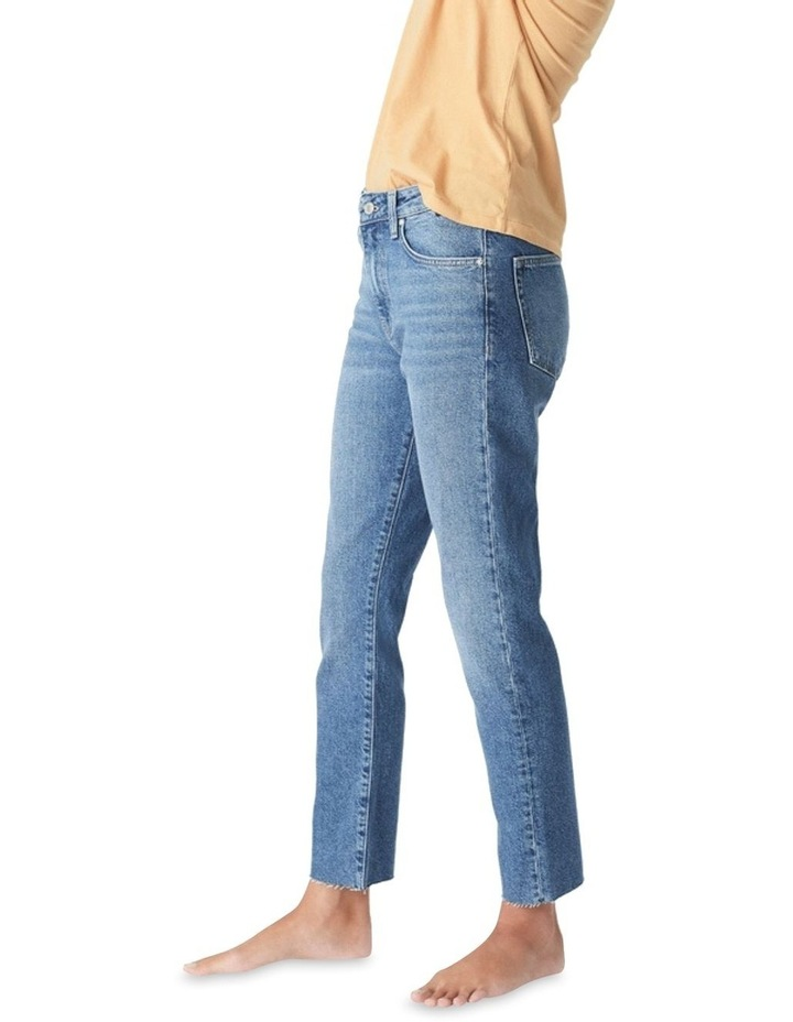 Viola High Rise Straight Jean image 2