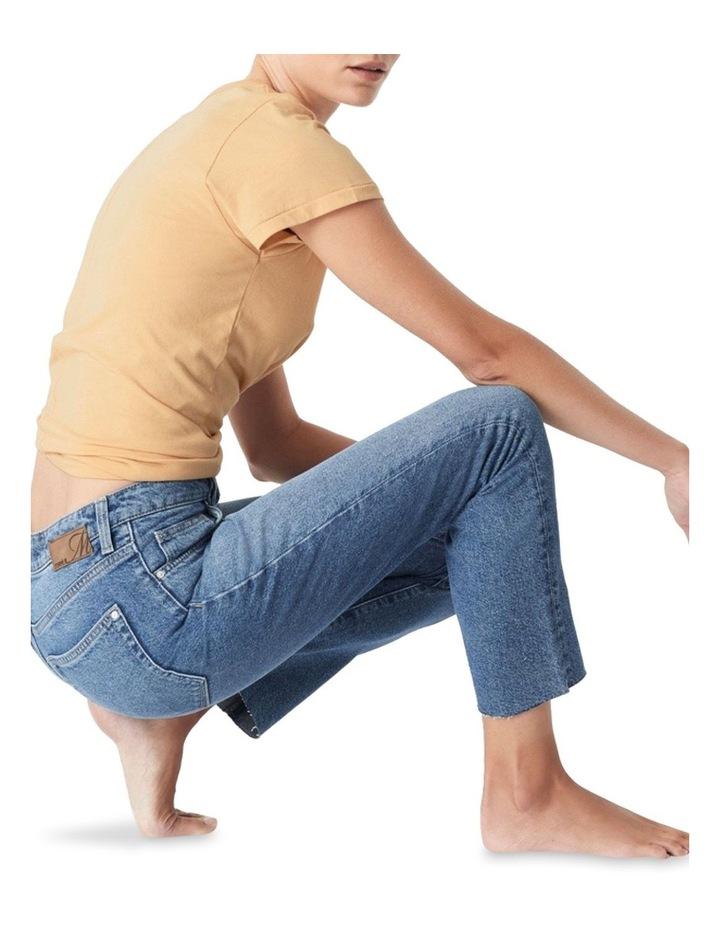 Viola High Rise Straight Jean image 3
