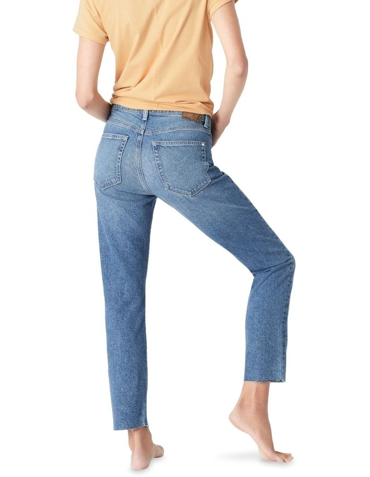 Viola High Rise Straight Jean image 4