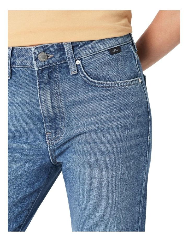 Viola High Rise Straight Jean image 5
