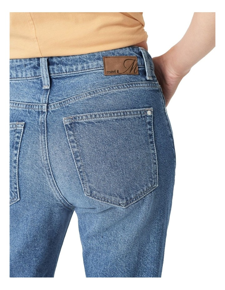 Viola High Rise Straight Jean image 6