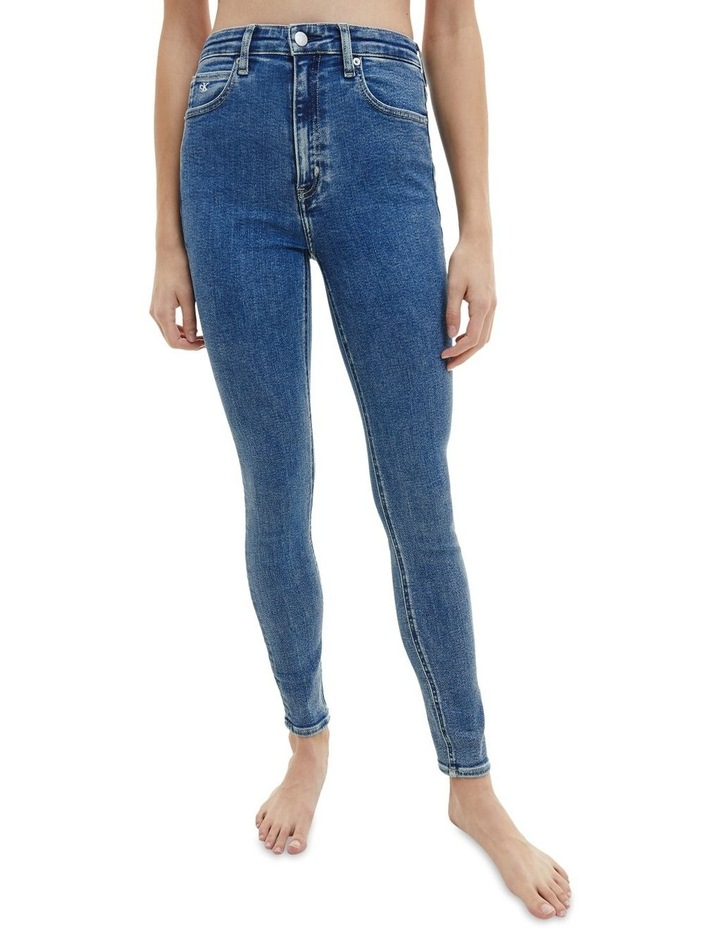 High Rise Skinny Jean image 2