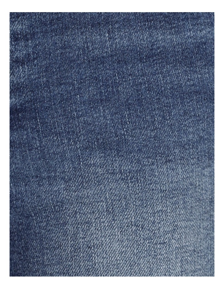High Rise Skinny Ankle Jean image 6
