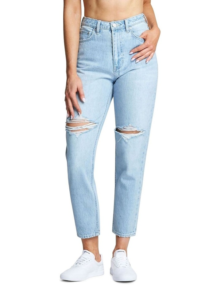 High Mom Jeans image 1