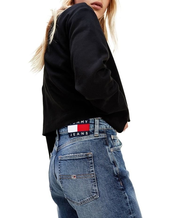 Harper High Rise Straight Ankle Jean image 2