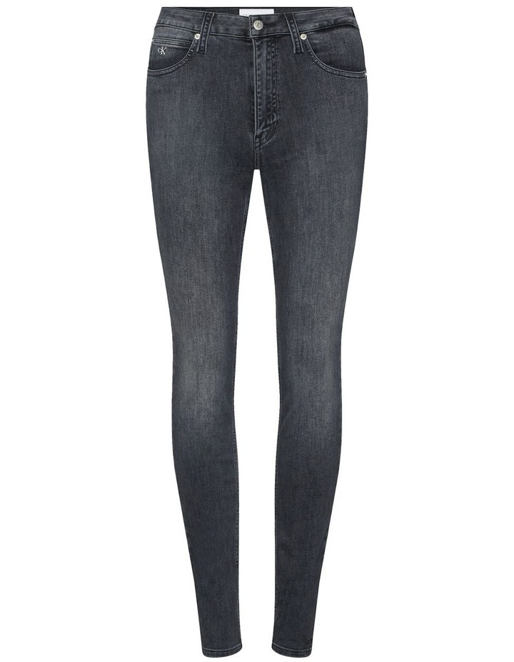 High Rise Skinny Jean image 5