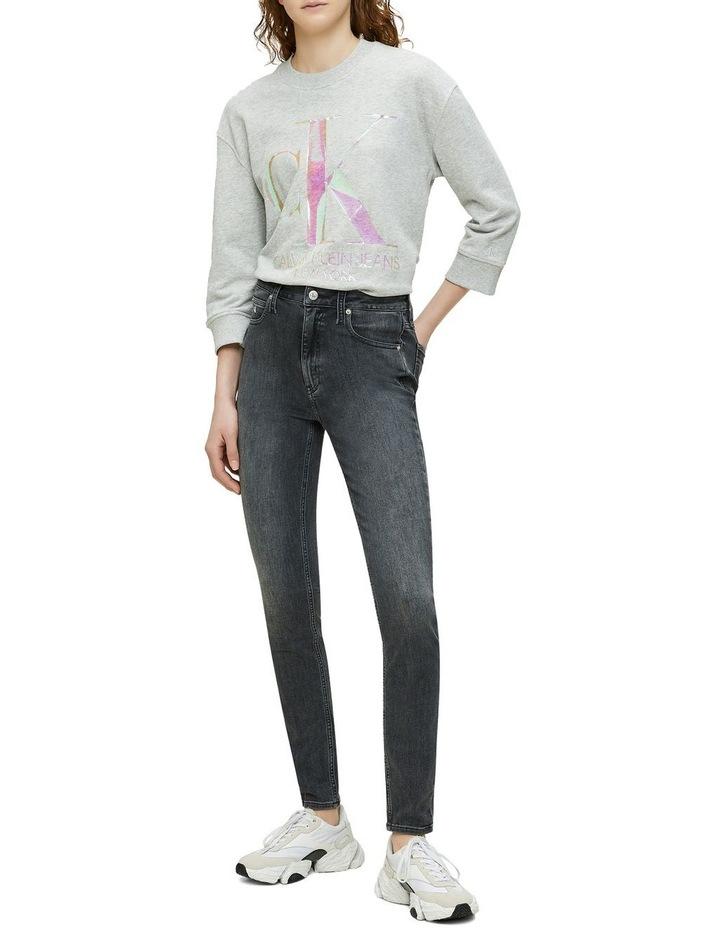 High Rise Skinny Jean image 6