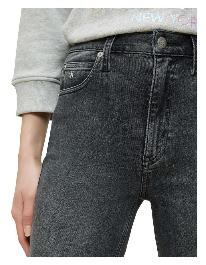 High Rise Skinny Jean image 7