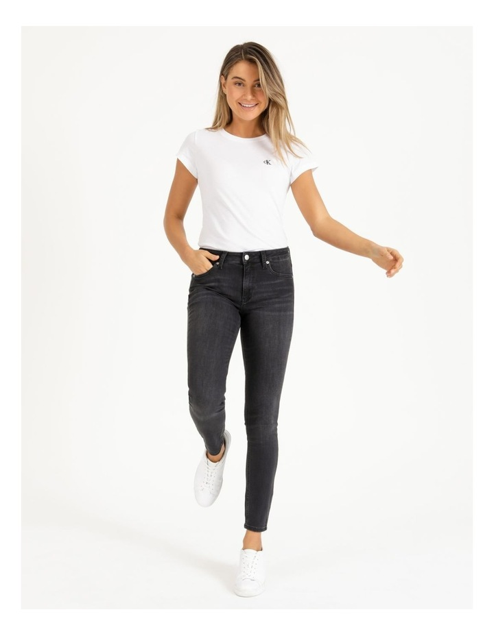 Mid Rise Skinny Jean image 5