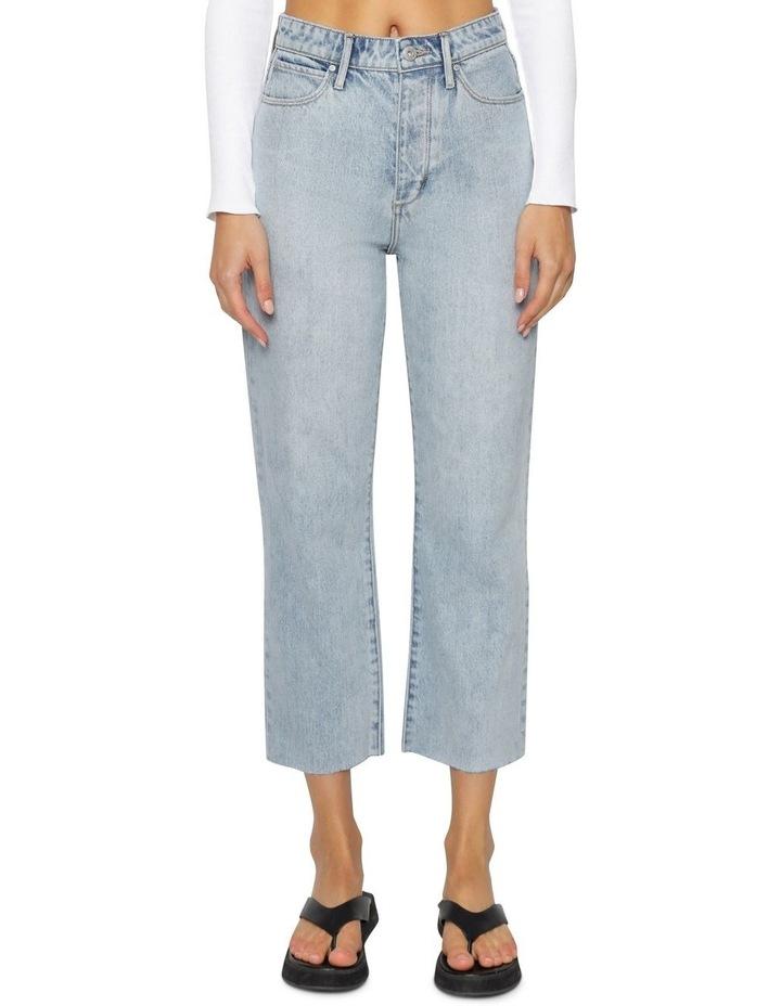 Nina Crop Jeans image 1