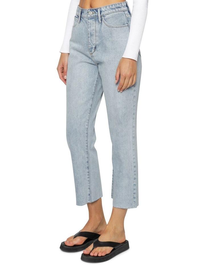 Nina Crop Jeans image 3