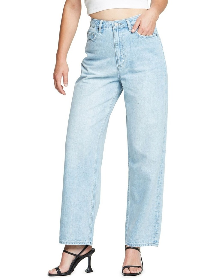 High Baggy Oxy Stone Relaxed Jean image 1
